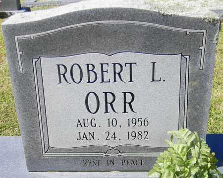 ORR, ROBERT L - Marshall County, Alabama | ROBERT L ORR - Alabama Gravestone Photos