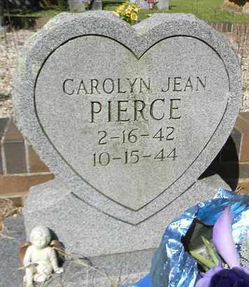 PIERCE, CAROLYN JEAN - Marshall County, Alabama | CAROLYN JEAN PIERCE - Alabama Gravestone Photos