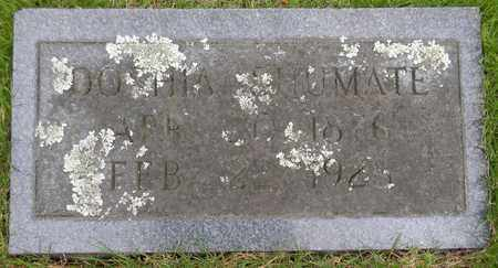 SHUMATE, DOSHIA - Marshall County, Alabama | DOSHIA SHUMATE - Alabama Gravestone Photos