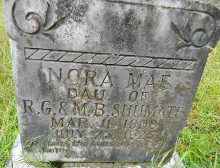 SHUMATE, NORA MAE - Marshall County, Alabama | NORA MAE SHUMATE - Alabama Gravestone Photos