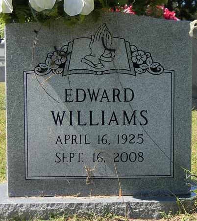WILLIAMS, EDWARD - Marshall County, Alabama | EDWARD WILLIAMS - Alabama Gravestone Photos