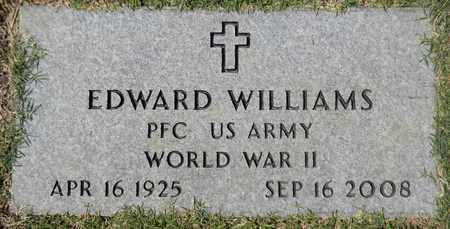 WILLIAMS (VETERAN WWII), EDWARD - Marshall County, Alabama | EDWARD WILLIAMS (VETERAN WWII) - Alabama Gravestone Photos