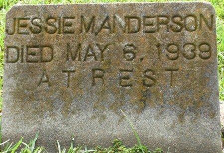 ANDERSON, JESSIE MAE - Montgomery County, Alabama | JESSIE MAE ANDERSON - Alabama Gravestone Photos
