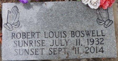 BOSWELL, ROBERT LOUIS - Montgomery County, Alabama | ROBERT LOUIS BOSWELL - Alabama Gravestone Photos