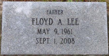 LEE, FLOYD A - Montgomery County, Alabama   FLOYD A LEE - Alabama Gravestone Photos