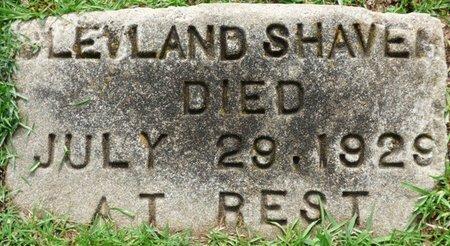 SHAVER, CLEVLAND - Montgomery County, Alabama | CLEVLAND SHAVER - Alabama Gravestone Photos
