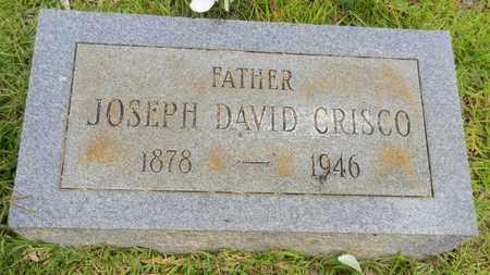 CRISCO, JOSEPH DAVID - Morgan County, Alabama | JOSEPH DAVID CRISCO - Alabama Gravestone Photos