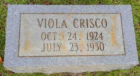 CRISCO, VIOLA - Morgan County, Alabama | VIOLA CRISCO - Alabama Gravestone Photos