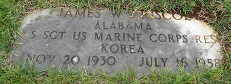 CRISCOE (VETERAN KOR), JAMES W - Morgan County, Alabama   JAMES W CRISCOE (VETERAN KOR) - Alabama Gravestone Photos