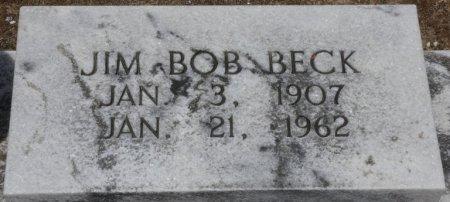 BECK, JIM BOB - Pike County, Alabama | JIM BOB BECK - Alabama Gravestone Photos