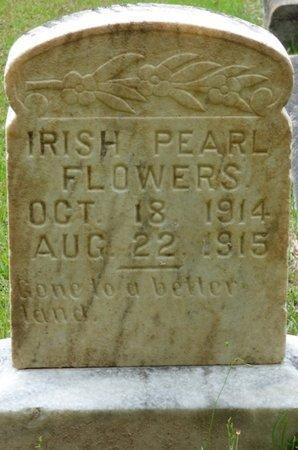 FLOWERS, IRISH PEARL - Pike County, Alabama | IRISH PEARL FLOWERS - Alabama Gravestone Photos