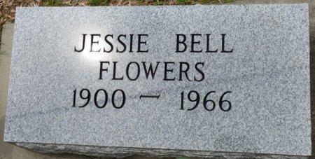 FLOWERS, JESSIE BELL - Pike County, Alabama | JESSIE BELL FLOWERS - Alabama Gravestone Photos