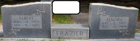 FRAZIER, ELNORA - Pike County, Alabama   ELNORA FRAZIER - Alabama Gravestone Photos