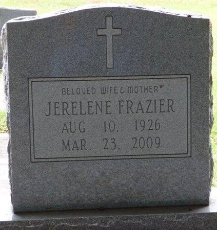 FRAZIER, JERELENE - Pike County, Alabama   JERELENE FRAZIER - Alabama Gravestone Photos