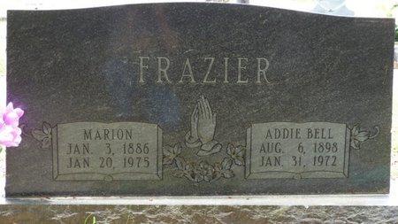 FRAZIER, MARION - Pike County, Alabama | MARION FRAZIER - Alabama Gravestone Photos