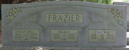 FRAZIER, DELMOR - Pike County, Alabama | DELMOR FRAZIER - Alabama Gravestone Photos