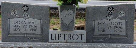 LIPTROT, DORA MAE - Pike County, Alabama | DORA MAE LIPTROT - Alabama Gravestone Photos