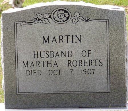 ROBERTS, MARTIN - Pike County, Alabama   MARTIN ROBERTS - Alabama Gravestone Photos