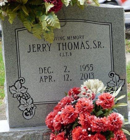 "THOMAS SR., JERRY ""JT"" - Pike County, Alabama   JERRY ""JT"" THOMAS SR. - Alabama Gravestone Photos"